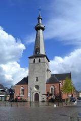 Onze-Lieve-Vrouwekerk, Oelegem (Erf-goed.be) Tags: onzelievevrouwekerk kerk oelegem ranst archeonet geotagged geo:lon=45976 geo:lat=51211 antwerpen