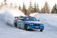JMK-Ralli 2018 (KeeperinEri) Tags: jmkralli 2018 frallisarja jämsä ralli rally rallying rallye motorsport winter snow ouninpohja jaakko tulla matti leistiö bmw m3