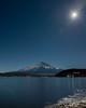 2018 Moonlight Fuji (shinichiro*@OSAKA) Tags: 南都留郡 山梨県 日本 jp 20180102ds51278 2018 crazyshin nikond4s afsnikkor2470mmf28ged january winter fuji lakeyamanaka supermoon moon star orion yamanashi japan