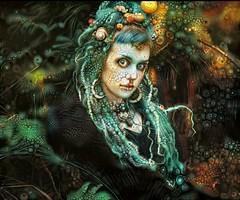 Witch (cirooduber) Tags: visualart ostagram awardtree digitalarttaiwan trollieexcellence witch bruja fantastic