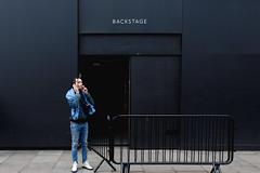 Backstage: London Fashion Week Men's (Occipitals) Tags: londonstreets london londonbridge streetsoflondon candid city life citylife street streetphotography streets streetphotographer urban urbanphotography fashion fashionweek model fashionmodel londonphotographer photography photographer