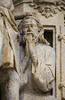 Beheading of Saint John the Baptist. Rouen, cathedral Notre-Dame, left portal of the west facade, tympan with the legends of John the Evangelist (upper register) and John the Baptist (lower register), ca. 1240/ 1250. (markusschlicht) Tags: rouen cathedral cathédrale kathedrale notredame johannes täufer jean baptiste john baptist giovanni battista effigy sculpture skulptur scultura escultura statue 14th century 14 jahrhundert xivesiècle gotik gotisch gotico gothique gothic