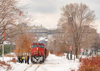 CN 904 @ Montréal, QC