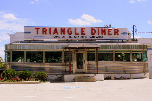 Triangle Diner - Winchester, VA - Patsy Cline worked here