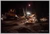 Emergency Night Work. (Bill E2011) Tags: construction night work engineering nightshot canon dark