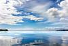 Ocean lake (Jimquintaola) Tags: jaimesanmartinphotography landscapephotography lightroom clouds cloudscape nature naturaleza naturephotography naturallight chile bigwavejim jimquintaola landscape southamerica lagollanquihue water reflection waterreflections day lamagiadelsur frutillar