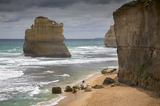 Getting married at the Gibson Steps (Great Ocean Road), Australia