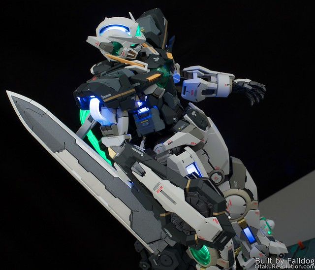 PG Exia - Completed Build 17 by Judson Weinsheimer