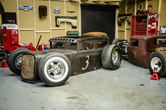 Reviving the #3 RCratrod Build-6 (Strangely Different) Tags: rceveryday tinytrucks scaler scalerc hobby rccar rcratrod ratrod kustom hotrod patina rust chopped slammed bagged 3 rcengineering radiocontrol 110 scale rc4wd scalemodel
