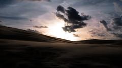 Sand Dunes of Cidreira Beach Dusk (www.leonardocarneirofotografia.com) Tags: cidreira dunas dunes sand pria beach areias areia sol rs riograndedosul brasil canon