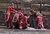 Val d'Aosta - Carnevale della Coumba Freida: Allein, scherzi delle Landzettes (mariagraziaschiapparelli) Tags: valdaosta valledelgransanbernardo carnevale carnevaledellacoumbafreida carnevalediallein carnevalediallein2018 allegrisinasceosidiventa allein