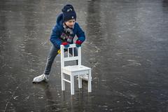 Skate Holland (♥siebe ©) Tags: 2018 holland nederland netherlands siebebaardafotografie thenetherlands dutch fotografie ice ijs schaatsen schaatser skate winter workshop cool cold koud boy chair learn young fun