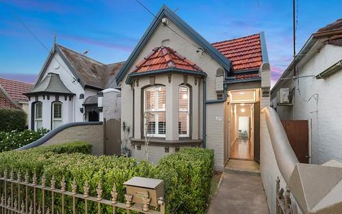 40 Tebbutt St, Leichhardt NSW 2040