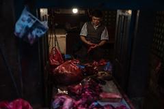The Butcher (wilsonchong888) Tags: leicamsummilux35mmf14asphii m10 leica colour streetphotography butcher shop meat nepal kathmandu