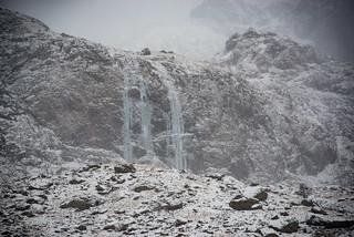 Snowy Snowdonia