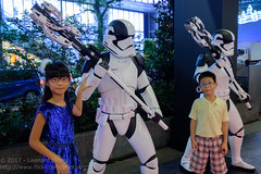 Joining the First Order (Stinkee Beek) Tags: erin orchardroad christmas starwars ethan