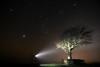 Some mist magic (Gwenael B) Tags: fog stars orion night longexposure lights lonetree tree wintersky mist magical nikond5200 tokinaaf1120mmf28 bynight etoiles ciel nocturne nuit astro cleevehill uk cleevecommon