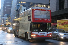 IMG_4699 (GojiMet86) Tags: mciz go tours top view hertz corporation nyc new york city bus buses 1999 gillig low floor h2000lf g22d102n4 311 unknown madison avenue 55th street 15ggd2213x1070528