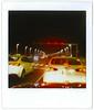 Night Corniche Traffic (Doha Sam) Tags: analogue cars corniche doha film fujifilm fujiroid handheld instant instax lomoinstantsquare lomography night qatar samagnew scan traffic westbay analog smashandgrabphotocom wwwsamagnewcom square