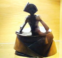Exposicion pequeñas esculturas meninas Burgos 11 (Rafael Gomez - http://micamara.es) Tags: exposicion pequeñas esculturas meninas burgos