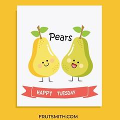 26904743_974667826005198_3380017313056752733_n (thefrutsmith) Tags: pear fruit sweet delicious jokes superfood freshfruit foodlover tasty