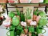 Cactus and Cabbage (M.P.N.texan) Tags: ceramic ceramics decor decorative vase saltandpepper cactur cabbage photoshopping