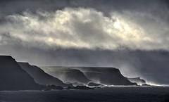 Paper Kite (pauldunn52) Tags: sunlight coast north devon hartland quay