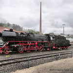 Dampflokomotive 41 1150-6 ex Deutsche Reichsbahn thumbnail