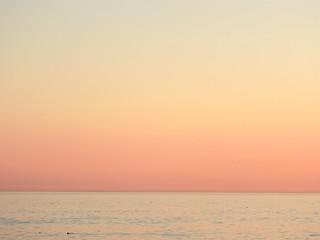 Rothkoesque Sunset.