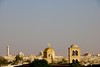 Chacun la sienne sur les bords du Jourdain II (.urbanman.) Tags: pèlerinage eglise clocher campanile jourdain baptême jean jeanlebaptiste jordanie
