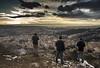 Hopeland (52weeks2018#06 - Three) (ponzoñosa) Tags: sunset cuenca castillalamancha cerro socorro three 52weeks 52 3 overpoint lookout mateo atardecer hope hopeland