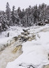 Chutes de Plaisance : February 11, 2018 (jpeltzer) Tags: ottawa montebello quebec parcomega winter waterfall