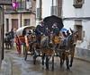 Tartanes de Candelera / Candlemas carts (SBA73) Tags: catalunya catalonia katalonien catalogna catalogne cataluña perafita candelera carro cart tartana cavall caballo horse