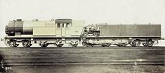 London, Midland & Scottish Railway - LMS Ljungström's 4-2-2-2-6-4 steam turbine locomotive (Beyer Peacock Locomotive Works, Manchester-Gorton 6233 / 1926) (HISTORICAL RAILWAY IMAGES) Tags: steam locomotive bp beyerpeacock manchester gorton ljungstrom turbine lms ljungström