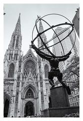 Church (Newton M. Silva) Tags: church nikon blackwhite ny new york