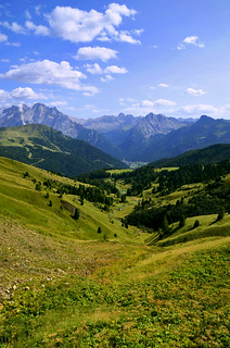 Day 37 - The View From Sella Pass #3