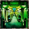 Traveling In Dystopia (boriszeuge) Tags: berlin subway train street streetphotography dystopia