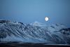 the moon (dive-angel (Karin)) Tags: moon iceland island nature natur themaninthemoon mountains goodnight gutenacht mond berge winter ontourwithicelandtoursde canon eos5dmarkiv 70200mm snæfellsnes