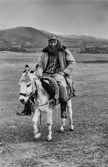 Shepherd from Erzincan (Street.and.Portraits) Tags: shepherd donkey animal erzincan turkey travel portrait photography tr blackwhite bw monochrome
