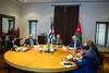 جلالة الملك عبدالله الثاني يترأس اجتماعا لمتابعة سير العمل في تنفيذ برامج تطوير القطاع العام (Royal Hashemite Court) Tags: جلالة الملك عبدالله الثاني يترأس اجتماعا تنفيذ برامج تطوير القطاع العام kingabdullahii kingabdullah public sector reform jordan