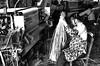 China: Straw mat manufactury (gerard eder) Tags: world travel reise viajes asia eastasia easternasia china guangdong manufactory factory people peopleoftheworld interior machinary
