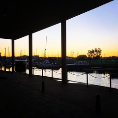 19/01/18 - Ipswich. In colour. (ordinarynomore) Tags: dawn waterfront sunrise eastanglia suffolk morning ipswich
