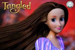 Did I ever tell you I've got a thing for brunette? (PrinceMatiyo) Tags: tangled disneyprincess disneystore disney doll brunette rapunzel