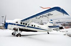 C-FSUB LS (John W Olafson) Tags: cfsub bushplane dehavilland dhc3otter vernon
