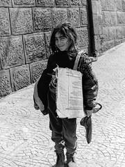 The girl from Erzurum #1 (Streets.and.Portraits) Tags: erzurum turkey portrait street travel film photography tr girl monochrome blackwhite bw