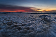 1000 Steps Beach Dusk (RyanLunaPhotography) Tags: california canon lagunabeach ocean orangecounty socal southerncalifornia beach landscape rocks seascape sunset