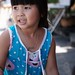 A cute, little Vietnamese girl, Hoi An, Vietnam