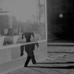 (blazedelacroix) Tags: street shadows stockholm bnw bw blazedelacroix t zeiss rx100 double windows streetphotography