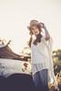 1M8A8489 (mozzie71) Tags: teen 13yo auusie star dancer model actress sunset summer sun glow golden cute cowgirl cowboy hat