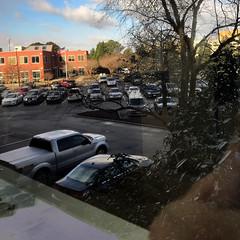 Parking Lot Morning View (byzantiumbooks) Tags: parkinglot werehere hereios morning